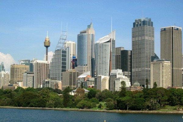 Mùa thu Sydney