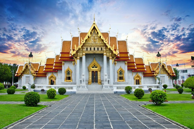 Vì sao Bangkok hấp dẫn du khách quốc tế?