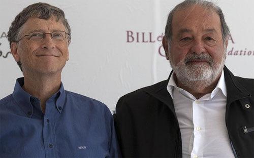 Bill Gates đoạt lại ngôi giàu nhất thế giới