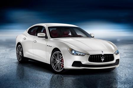 Maserati vén màn 'vũ khí bí mật'