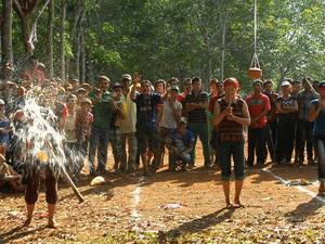 Lễ hội Sayangva của người Chơro gắn kết cộng đồng
