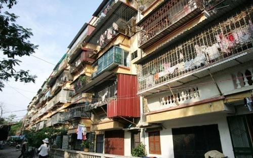 Hà Nội cần hơn 1,4 triệu tỷ đồng để phát triển nhà ở đến 2030