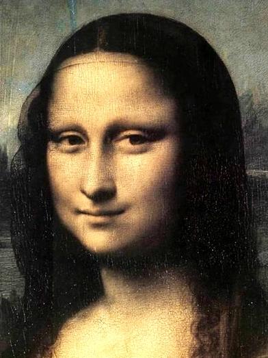 Hiện nay, những đôi long mày để rậm tự nhiên đang rất thịnh hành, nhưng trong thời kỳ phục hưng, lông mày cạo trắng hếu mới là thời trang. Một ví dụ điển hình của xu hướng này là bức tranh nàng Mona Lisa của đại danh hoạ Leonardo da Vinci