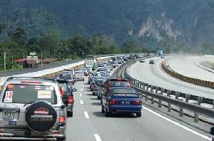 Các công trình xây dựng cơ sở hạ tầng đóng góp lớn vào mức tăng trưởng GDP. - tinkinhte.com