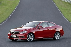 Mercedes-Benz C-Class Coupe 2012 chính thức lộ diện