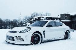 Edo Competition tiếp sức Porsche Panamera Turbo