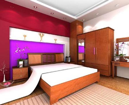 Phòng ngủ đẹp bất ngờ chỉ với... 2 triệu đồng, Không gian đẹp, phong ngu dep, trang tri phong ngu, phong ngu re dep, trang tri lai phong ngu, nha dep, khong gian dep