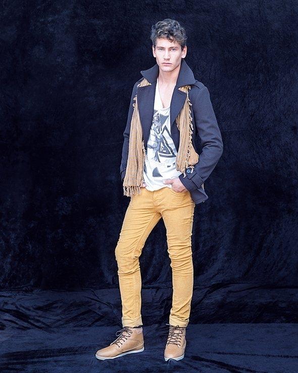 Thời trang 'chuẩn men' của 'quý ông sành điệu'