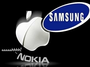 Samsung qua mặt cả Nokia và Apple