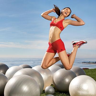 Nâng cao thể lực với các bài tập thể dục