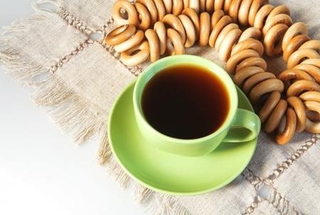 Uống trà xanh với tinh bột giúp giữ ổn định đường huyết